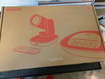 New Logitech Group 960-001054 Video Conference Equipment