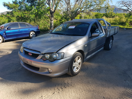 2003 FORD FALCON BA UTE WRECKING ONLY!!