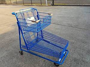 Shopping trolleys. Nambour Maroochydore Area Preview