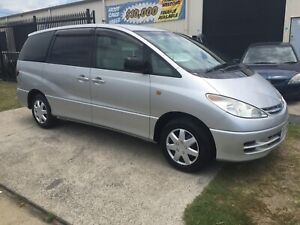 Toyota Tarago 8 Seat,Automatic Clontarf Redcliffe Area Preview