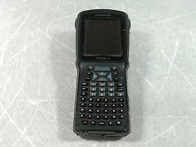 Psion Teklogix 7527c-g2 Workabout Pro 3 Pda With Barcode Scanner Untested As-is