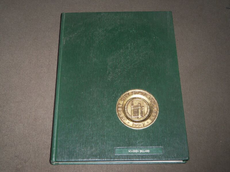 1964 TOWER JERSEY CITY STATE COLLEGE YEARBOOK - NEW JERSEY - PHOTOS - YB 1434