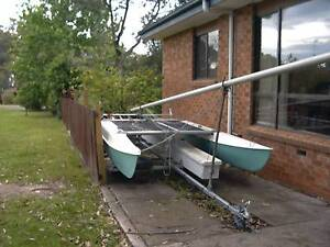 Windrush 14 Surfcat for sale Surf Beach Eurobodalla Area Preview