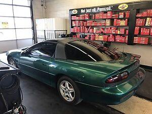 1998 V6 Camaro Clean -166,650 km