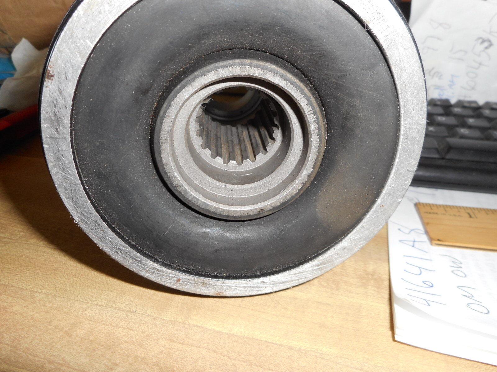 GLM 11500 Engine Coupler for Mercruiser using Chevy V6 V8 w/2-piece rear 76850A2