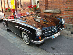 Mercedes-Benz 190SL Roadster