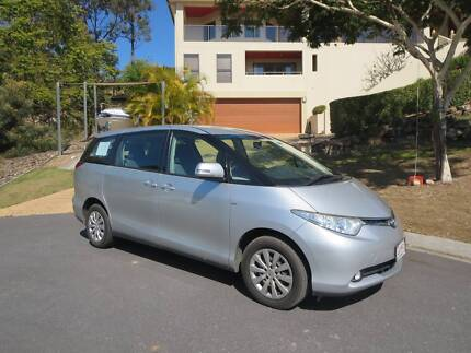 2007 Toyota Tarago Wagon - Fantastic People Mover Bellbowrie Brisbane North West Preview