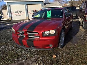 2007 DODGE CHARGER KILLER BEE LOW KMS!!!!