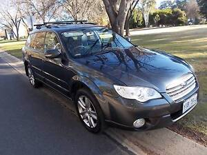 2007 Subaru Outback 2.5i Premium Wagon Mitchell Gungahlin Area Preview