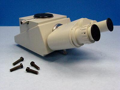 Carl Zeiss Jena Trinocular Head From Jenamed 2 Microscope