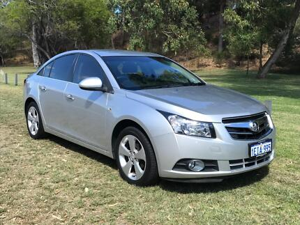2010 Holden Cruze Sedan Leederville Vincent Area Preview