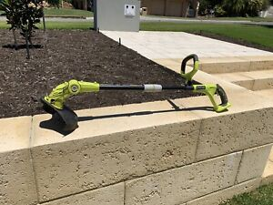 Ryobi One 18V 305mm Cut Cordless Line Trimmer - Skin Only