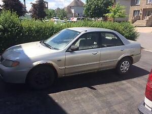 Mazda protegé 2003