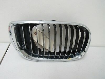 2002-2003-2004-2005 BMW 325I 325XI SEDAN RIGHT CHROME GRILLE