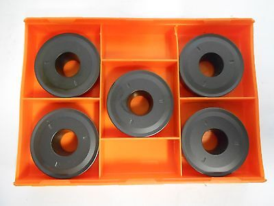 Hertel Carbide Turning Inserts Rcmt3209mosn-am Hc125t Qty. 5  11542581