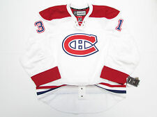CAREY PRICE MONTREAL CANADIENS AUTHENTIC AWAY REEBOK EDGE 2.0 7287 HOCKEY JERSEY