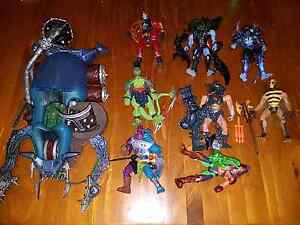 Masters of the Universe Action Figures Huntingdale Gosnells Area Preview