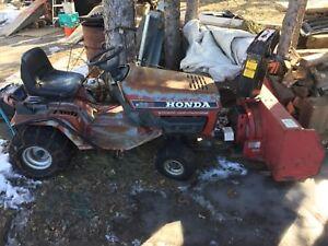 3813 Honda snow blower