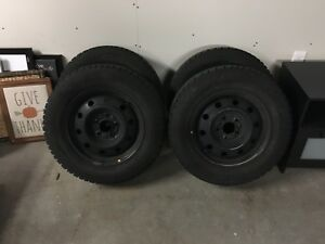 Winter Firestone Tires
