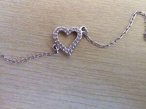 Swarovski Heart Bracelet Bondi Eastern Suburbs Preview