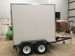 Cold room on Dual Axel trailer Moama Murray Area Preview