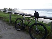 KHS mountain bike Surfers Paradise Gold Coast City Preview