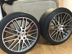 TSW RIMS STAGGERED