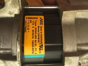 Frigidaire/ Electrolux washing machine motor on 131770600