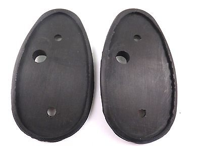 Fender Signal Light Gasket Pair Vintage Mercedes 4-Cyl. Pontons