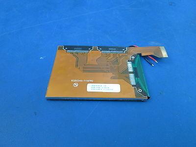 Hantronixs 320x240 Model No. Hdm3224-g Monochrome Graphics Lcd Display Module