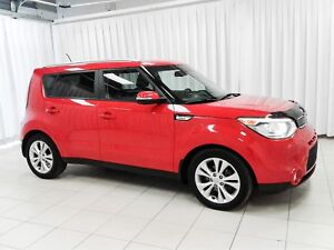 2015 Kia Soul EX+ GDI 5DR. HIGH TRIM HATCHBACK LOADED WITH FEATU