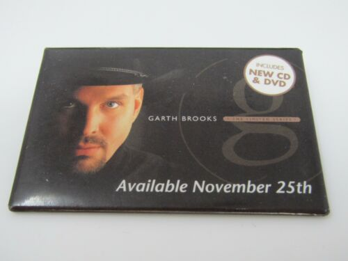 Garth Brooks Pin Button The Limited Series