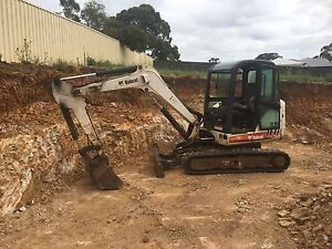 Bobcat 335 mini excavator Cavan Salisbury Area Preview