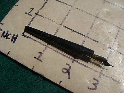 vintage tiny, CARTERS pen, #6 nib, cool