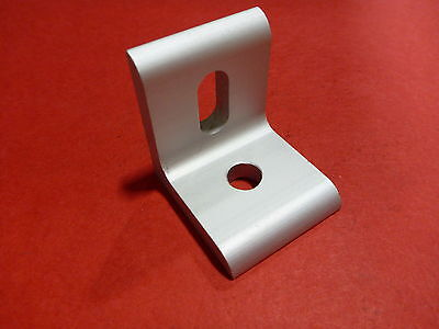 8020 Inc Equivalent Alum 2 Hole Slotted Inside Corner Bracket 15 Series 4295