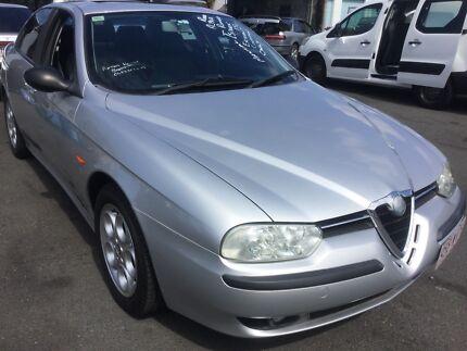 2001 Alfa Romeo 156 T-Spark Sedan
