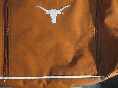TEXAS LONGHORNS  Diaper Bag=Orange=Carry Handles=go to the game ready=FREE SHIP