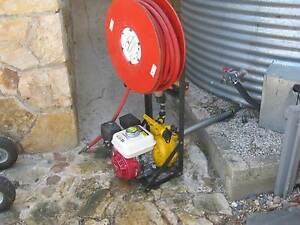 Davey/Honda single stage self priming fire fightinh pump Belair Mitcham Area Preview