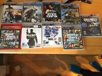 Ps3 games  West Island Greater Montréal Preview