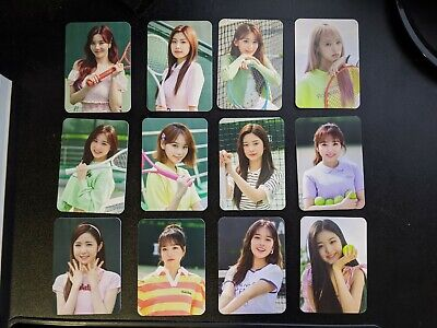 IZONE IZ*ONE Dicon Magazine Photocards Set