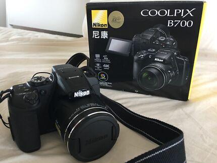 NIKON B700 digital camera in excellent condition