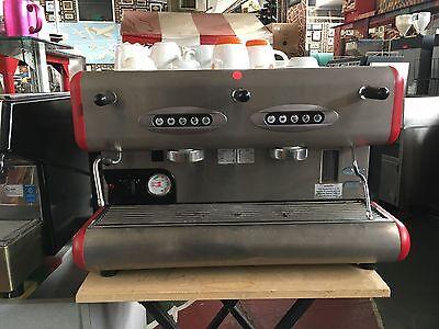La San Marco 85-e 2 Group Espresso Machine