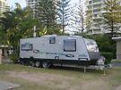 2014 Traveller Utopia Luxury Caravan