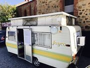 1983 Jayco 12ft  Poptop caravan Rosewater Port Adelaide Area Preview