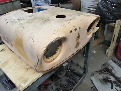 Case 730830 Front Nose Cone A33971 Used Original