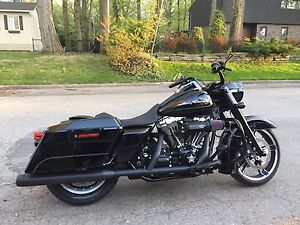 Harley Road King Style Special 2008, ABS, Cruise, 22000km, FLHX