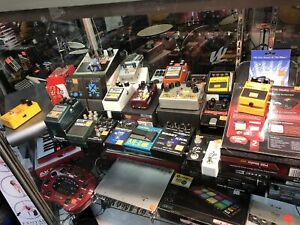 Guitar pedals great prices