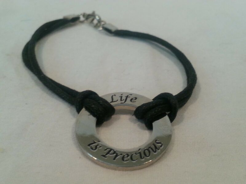 ProLife Support LIFE IS PRECIOUS BRACELET