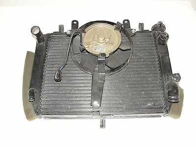1999   2002 <em>YAMAHA</em> R6 ENGINE COOLING RADIATOR