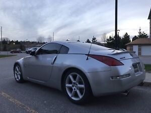 2003 Nissan 350z certified and e-tested